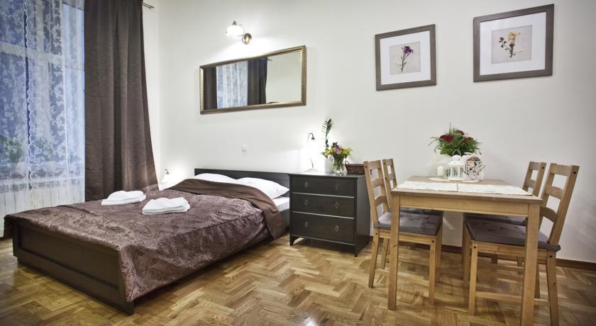 Aparthotel Bonerowska
