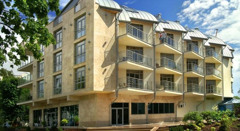 Aparthotel Park Avangard & Spa
