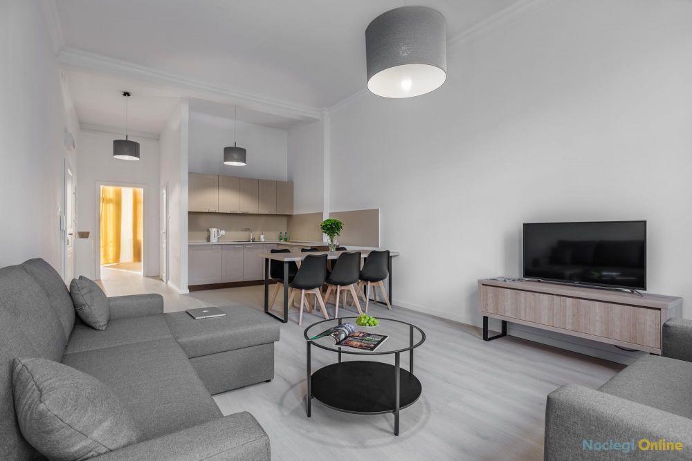 Aparthotel Platinum - apartamenty w Szczecinie