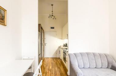 Apartment in Poznań Matejki