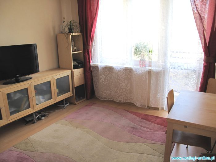 Apartment in Warsaw for rent during  Euro 2012.
