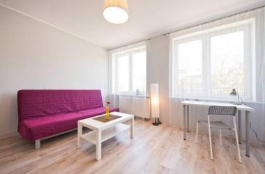 Apartment Legionów street