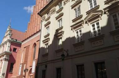 Apartment Old Town Warsaw