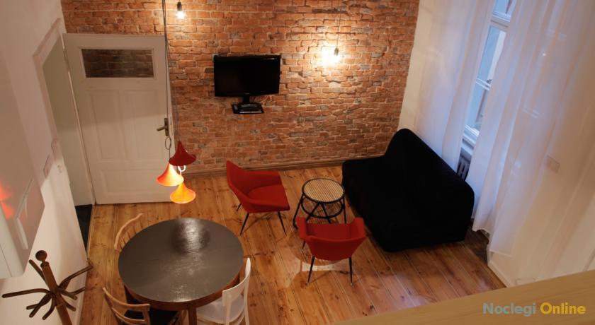 Apartment Rzeznicza
