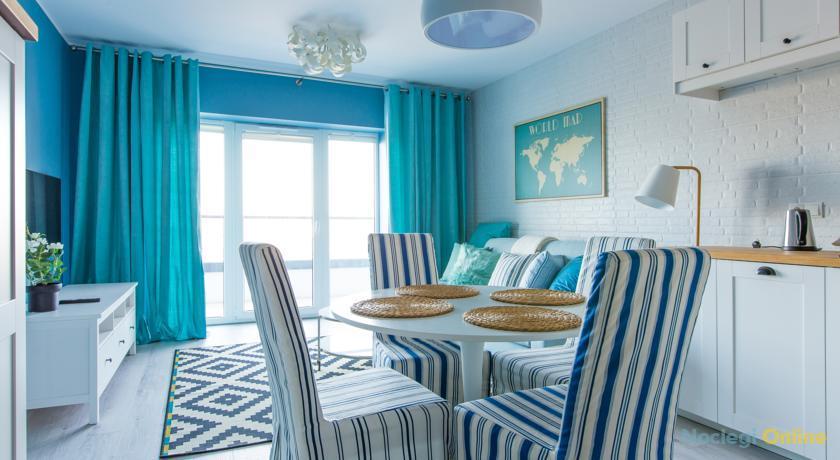 Apartment Wenecja Blue