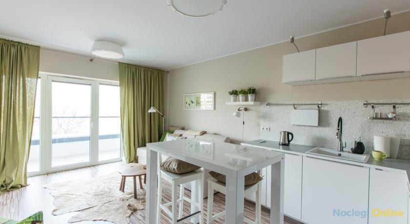 Apartment Wenecja Green