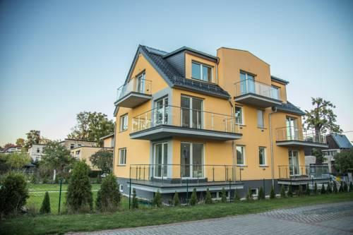 Apartmenthaus Cieplice