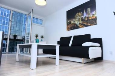Aprica Apartments The Real Heart of Warsaw