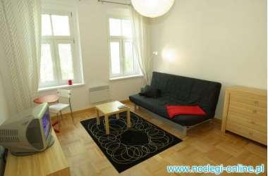 Atrakcyjne, dwupokojwe mieszkanie w Dolnym Sopocie.