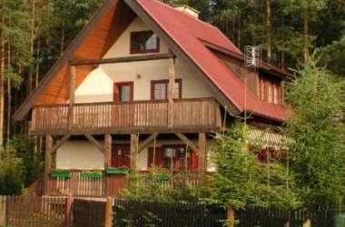 Atrakcyjny Dom Letni na Mazurach