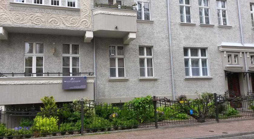Aviator Apartments Sopot