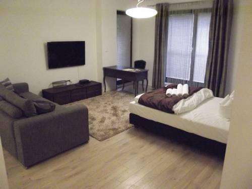 bed4city luxury 3 Biała Street
