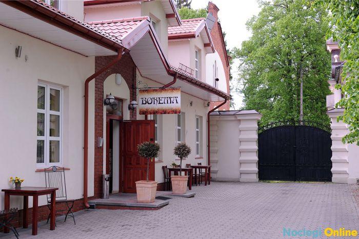 BOHEMA Pokoje gościnne i restauracja