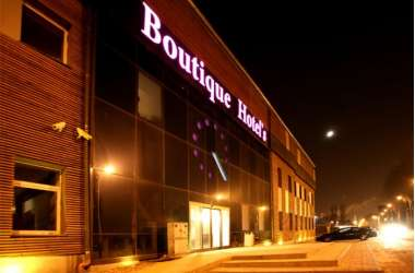 Boutique Hostel