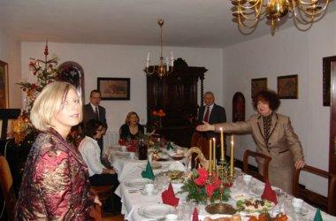 Boże Narodzenie / Wigilia 2016 w Gościńcu Świętokrzyskim