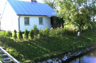 Całoroczny dom drewniany
