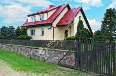 Całoroczny dom wypoczynkowy nad jeziorem Gawlik