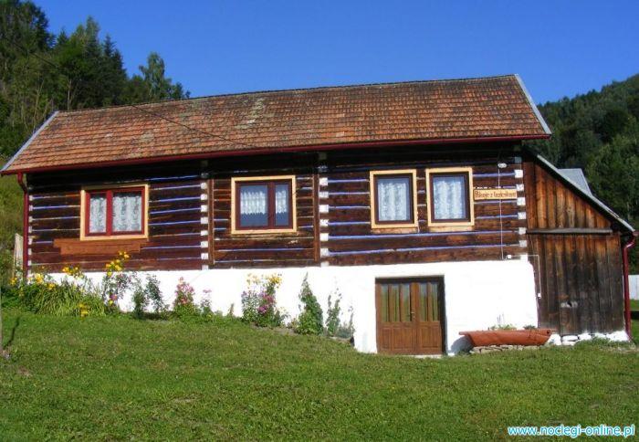 Drewniany domek U JADZI