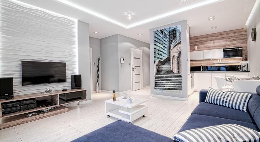 Capital Apartments Center - Garbary