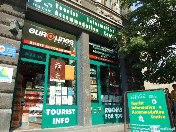 Centrum Informacji Turystycznej i Zakwaterowania w Krakowie