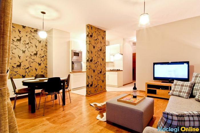 Chalet Bellevue - apartamenty pod Soszowem