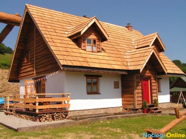 Chata w Bieszczadach