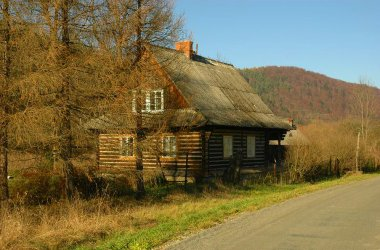 Chata w Prełukach