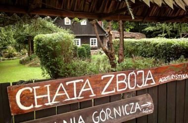 Chata Zbója