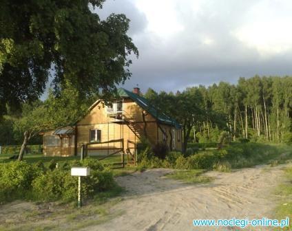 Cisza i spokój nad granicą Białoruską