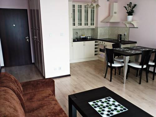 City Apartments Kościelna III