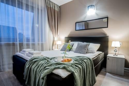 Comfort rooms Bialystok