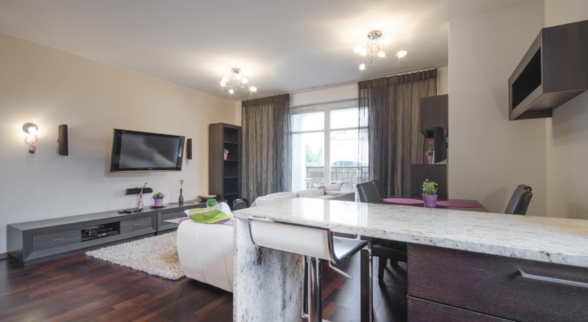 Dom & House - Apartamenty Sopockie