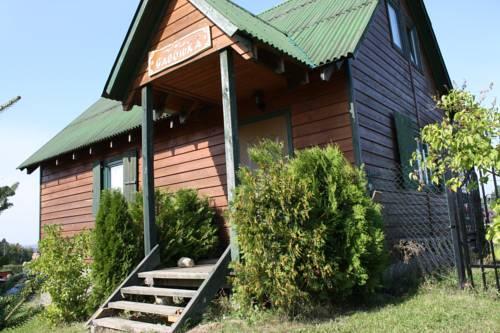 Dom drewniany na Kaszubach