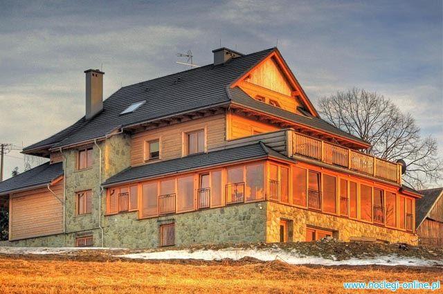 Dom Na Rozceściu