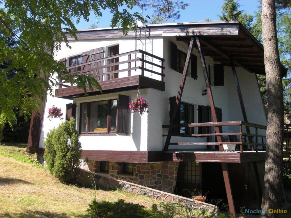 Dom nad jeziorem Kaszuby