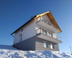 Dom nad Uhercami