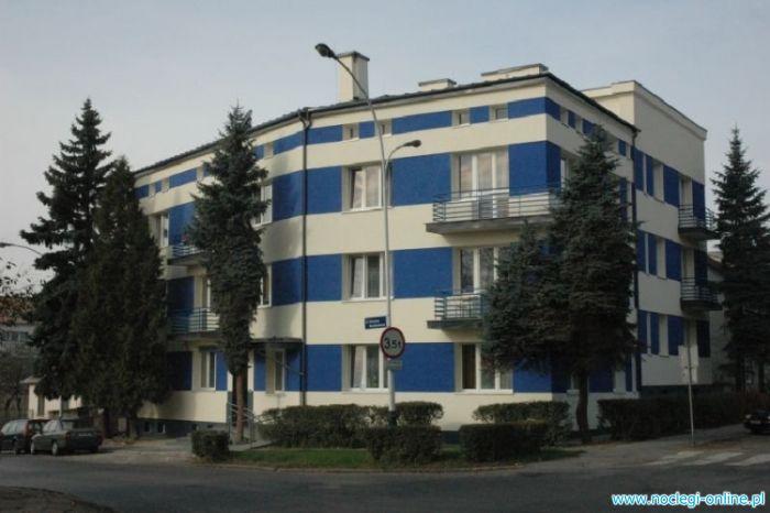 Dom Studenta PWSZ