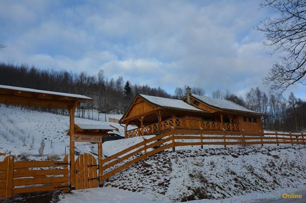 Dom w Górach Pod Zielonym Dachem
