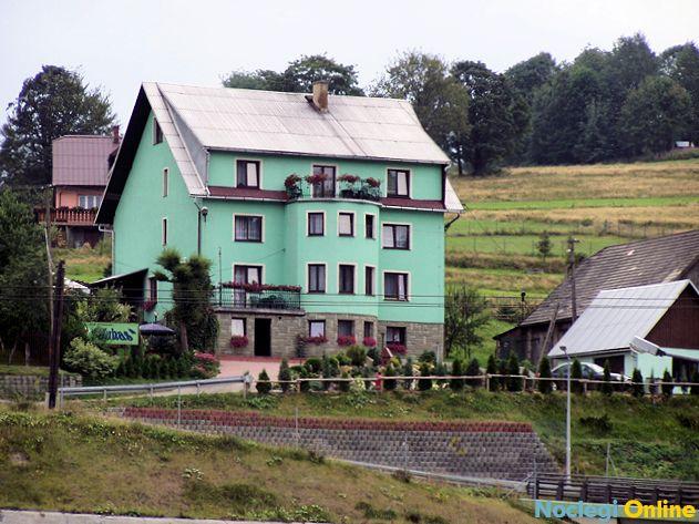 Dom Wczasowy JUHAS