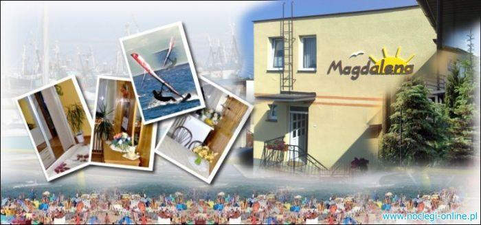 Dom Wczasowy Magdalena
