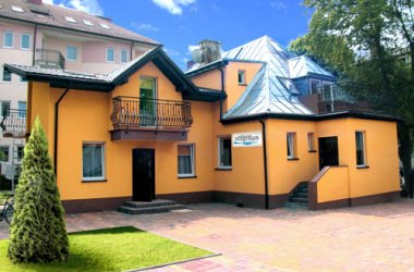 Dom Wczasowy MAGELLAN