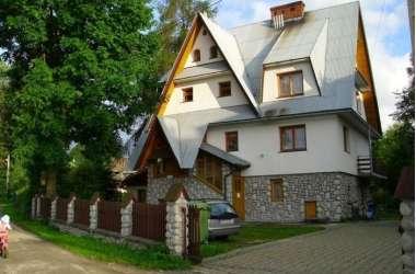 Dom wypoczynkowy Dominika i Jarosław Kowalczyk