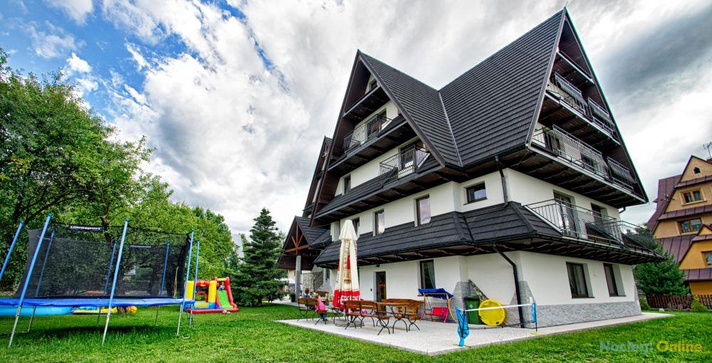 Dom Wypoczynkowy Żak