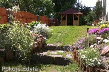 Domek całoroczny - Pokoje EDYTA, Ruska Wieś koło Mrągowo