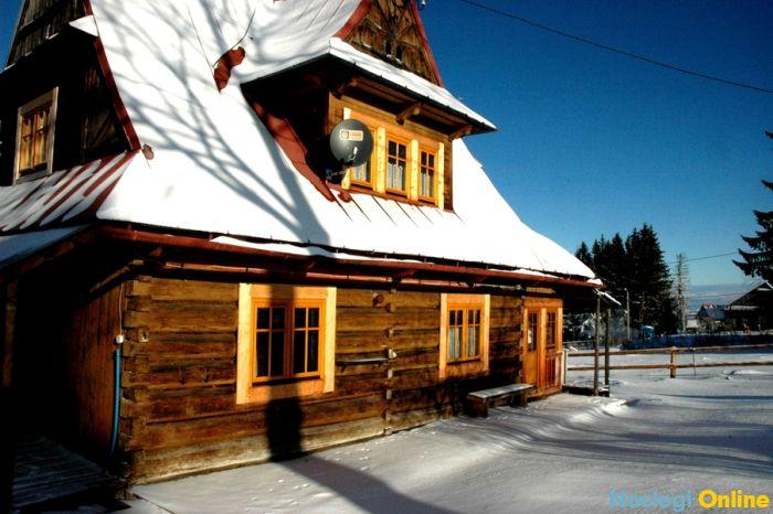 Domek do wynajęcia Pompelówka - góralska chata