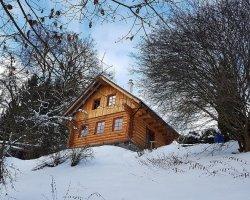Domek drewniany w Kościelisku