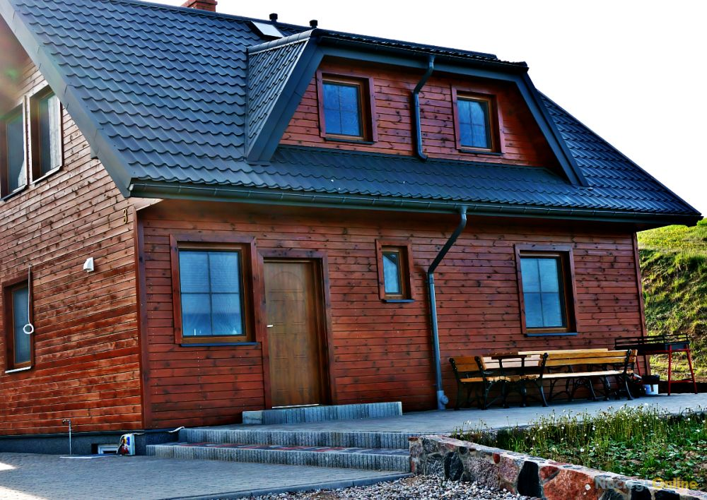 Majówka - Domki oraz pokoje nad jeziorem Boksze na Suwalszczyźnie