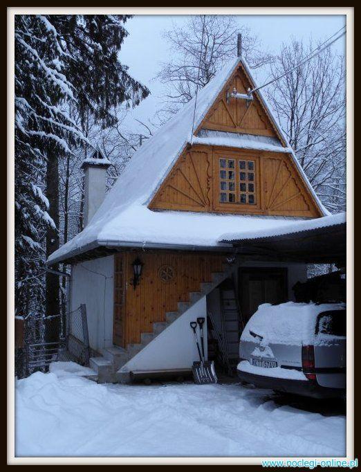 Domek nad Cichym Potokiem