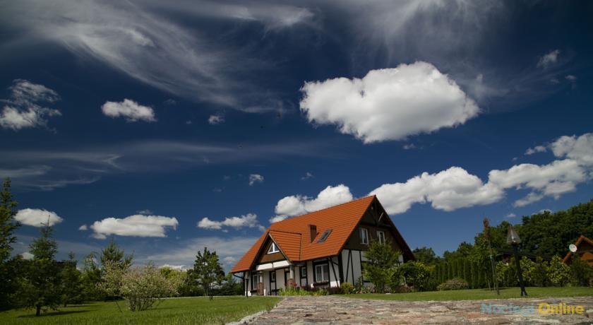 Domek nad Jeziorem Bełdany