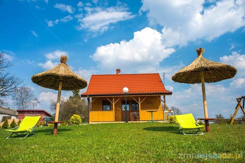Domek nad jeziorem w Sumowie